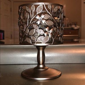 Bath & Body Works Metallic 3-Wick Candle Holder